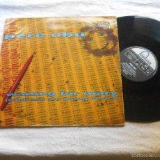 Discos de vinilo: PERE UBU WAITING FOR MARY MAXI IMPORT FONTANA UK 1989. Lote 56289908