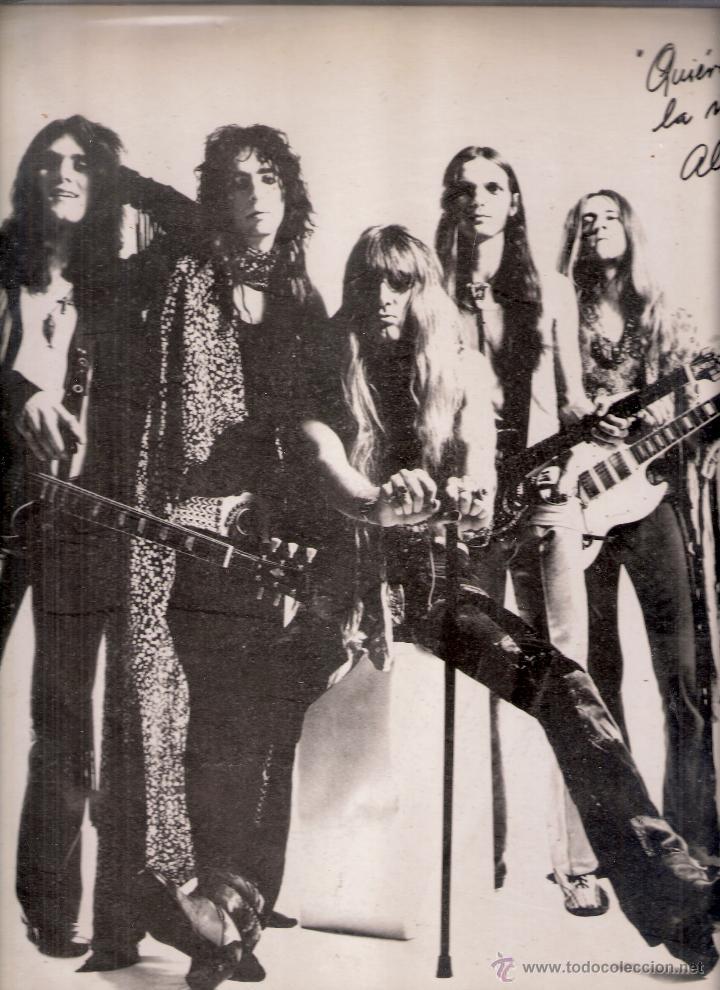 ALICE COOPER. QUIÉRELO HASTA LA MUERTE. WARNER BROS. RECORDS. 1972. HWBS 321-34.CENSURADO.CON FUNDA. (Música - Discos - LP Vinilo - Heavy - Metal)