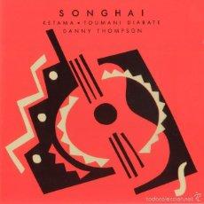 Discos de vinilo: KETAMA - SONGHAY 1988 ( TOUMANI DIABATE, DANNY THOMPSON ) !! ORG EDIT , TODO IMPECABLE. Lote 56291839