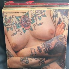 Discos de vinilo: LOTE VINILO LP ROCK AÑOS 70-80 POLICE BOB DYLAN PSYCHEDELIC FURS SANTANA KINKS SUPERTRAMP JJ CALE.... Lote 224163381