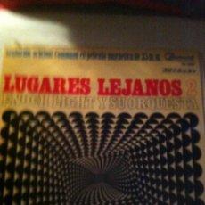 Discos de vinilo: ENOCH LIGHT Y SU ORQUESTA (LUGARES LEJANOS - 1965). Lote 56297499