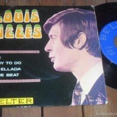 Discos de vinilo: LOUIS NEEFS EP IRIS MADE IN SPAIN 1968. Lote 56297924
