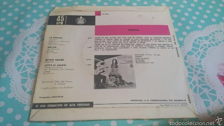 Discos de vinilo: Vinilo amina - Foto 2 - 56298157