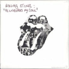 Discos de vinilo: ROLLING STONES, THE: PLUNDERED MY SOUL / ALL DOWN THE LINE. Lote 187587208