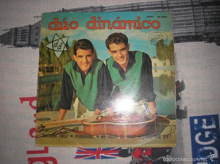 DUO DINAMICO - EP 1962 - PERDONAME + 3 (Música - Discos de Vinilo - EPs - Grupos Españoles 50 y 60)