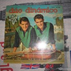 Discos de vinilo: DUO DINAMICO - EP 1962 - PERDONAME + 3. Lote 56301370