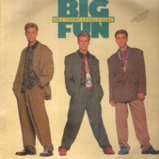 Discos de vinilo: BIC FUN --HEY THERE LONELY GIRL ... MAXI SINGLE. Lote 56304195