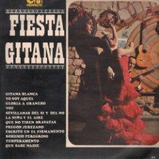 Discos de vinilo: FIESTA GITANA ... LP. Lote 56304420