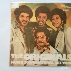 Discos de vinilo: THE ORIGINALS - SUPERNATURAL VOODOO WOMAN (MUJER SOBRENATURAL DEL VUDU) - PARTS. 1ª & 2ª (1974). Lote 56310846