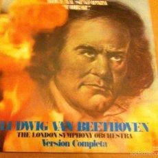 Discos de vinilo: BEETHOVEN (NOVENA SINFONIA CORAL)-1977. Lote 56310875