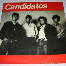 Discos de vinil: CANDIDATOS - NO PUEDO MAS + 3 - MAXISINGLE UMA-PLATAFORMA 1983. Lote 56311263