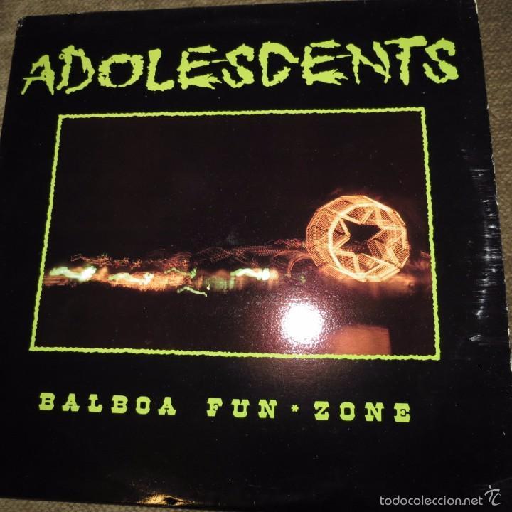 Adolescents Balboa Fun Zone