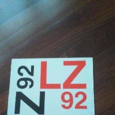 Discos de vinilo: LZ 92-WÜRSTEL TANZE.MAXI. Lote 56314952