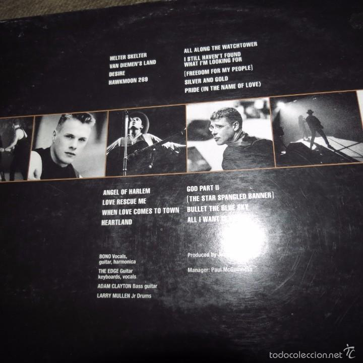 U2 - rattle and hum - Sold through Direct Sale - 56315199