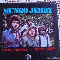 Discos de vinilo: MUNGO JERRY EN EL VERANO EP 1984. Lote 56315999