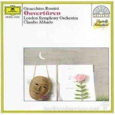 Discos de vinilo: GIOACCHINO ROSSINI, LONDON SYMPHONY ORCHESTRA. Lote 56318626