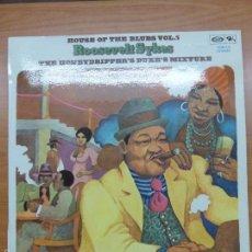 Discos de vinilo: ROOSEVELT SYKES - THE HONEYDRIPPER'S DUKE'S MIXTURE - HOUSE OF THE BLUES VOL 5 - LP VINILO BUEN EST. Lote 56322107