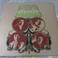 Discos de vinilo: LP VINILO THE KINKS - SOMETHING ELSE... / SPANISH REISSUE PRESS 1980 / SERIE AÑOS DORADOS / RARO!!. Lote 56324957
