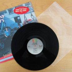 Discos de vinilo: STRAY CATS - BUILT FOR SPEED - EMI AMERICA ORIGINAL VINILO USA 1982. Lote 56329254