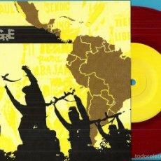 Discos de vinilo: MUGRE: IT ENDS NOW / PORQUE SE CAEN / WE GO ALONE / BUSH YOUTH / SANGRE / NOTHING NEW. Lote 56331813