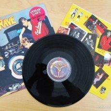 Discos de vinilo: STRAY CATS - RANT N' RAVE - VINILO ORIGINAL EMI AMERICA 1983 US.. Lote 56333078