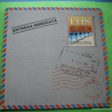 Discos de vinilo: LOS MELODICOS. ENTREGA INMEDIATA. LP FONOMUSIC SPAIN 1993 PEPETO. Lote 56333410