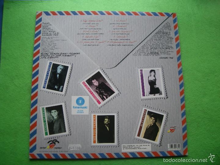 Discos de vinilo: LOS MELODICOS. ENTREGA INMEDIATA. LP FONOMUSIC SPAIN 1993 PEPETO - Foto 2 - 56333410