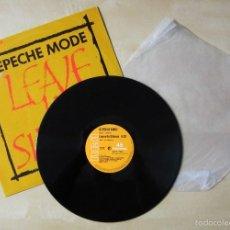 Discos de vinilo: DEPECHE MODE - LEAVE IN SILENCE - SUPERSINGLE 45 ORIGINAL VINILO 1982. Lote 56335022