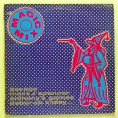 Discos de vinilo: VARIOS - 'MAGIC MIX' (MAXI SINGLE VINILO). Lote 56342488