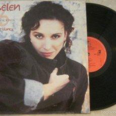 Discos de vinilo: 2 LP 26 GRANDES CANCIONES Y UNA NUBE BLANCA - ANA BELEN X 2LP - CBS - 1989 -. Lote 56342882