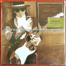 Discos de vinilo: STEVIE RAY VAUGHAN - LIVE AT CARNEGIE HALL 180G 2 LP MUSIC ON VINYL PRECINTADO. Lote 56369473