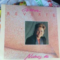 Discos de vinilo: ANA REVERTE-NUBES DE OTOÑO-LP VINILO 1987-HORUS. Lote 56370374