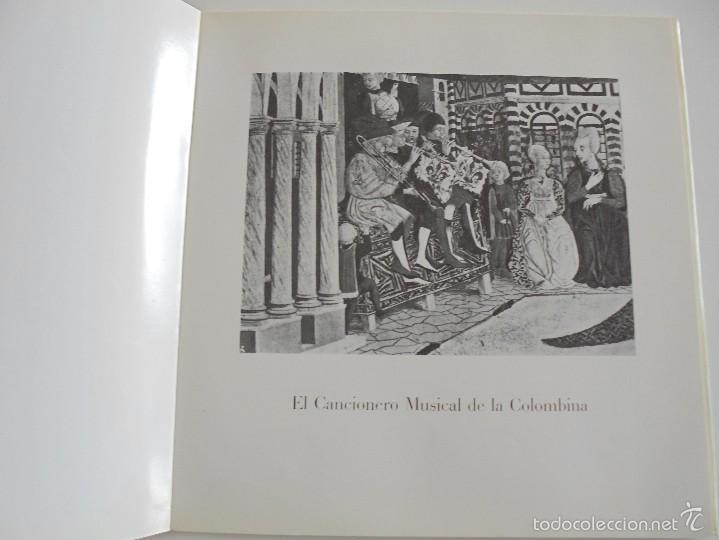 Discos de vinilo: MONUMENTOS HISTORICOS DE LA MUSICA ESPAÑOLA. 3 EJEMPLARES. VER FOTOGRAFIAS ADJUNTAS. - Foto 5 - 56377271