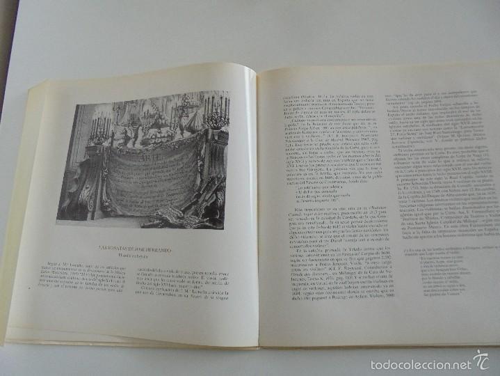 Discos de vinilo: MONUMENTOS HISTORICOS DE LA MUSICA ESPAÑOLA. 3 EJEMPLARES. VER FOTOGRAFIAS ADJUNTAS. - Foto 25 - 56377271