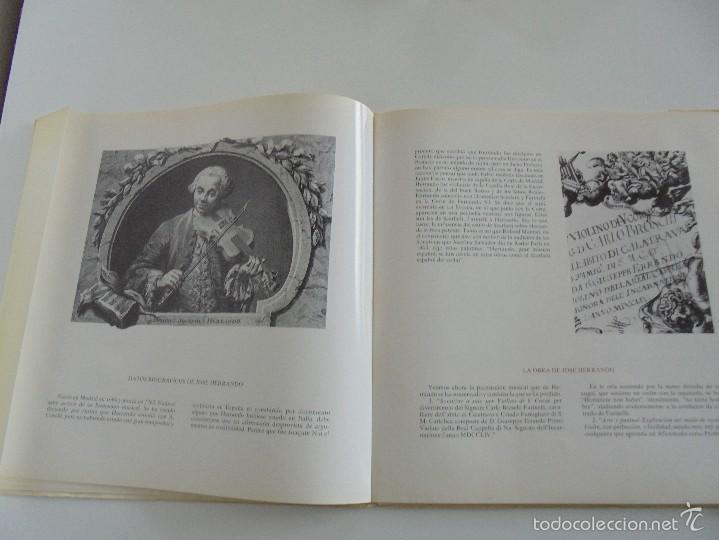Discos de vinilo: MONUMENTOS HISTORICOS DE LA MUSICA ESPAÑOLA. 3 EJEMPLARES. VER FOTOGRAFIAS ADJUNTAS. - Foto 26 - 56377271