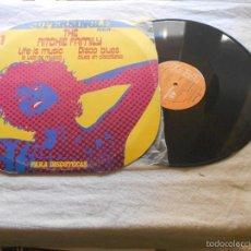 Discos de vinilo: THE RITCHIE FAMILY LIFE IS MUSIC RCA SPCO7099 ESPAÑA 1977. Lote 56380138