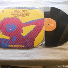 Discos de vinilo: CELI BEE & THE BUZZY BUNCH SUPERMAN RCA XC2182 SPAÑA 1977. Lote 245208865