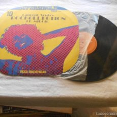 Discos de vinilo: LAURENT VOULZY ROCKOLLECTION RCA PC8066 ESPAÑA 1977. Lote 56381997