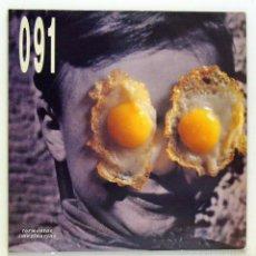 Discos de vinilo: 091 - 'TORMENTAS IMAGINARIAS' (LP VINILO. ENCARTE CON LETRAS. ORIGINAL 1993). Lote 56382169