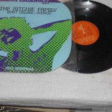 Discos de vinilo: THE RITCHIE FAMILY QUIET VILLAGE RCA PC71113 ESPAÑA 1977. Lote 56384714