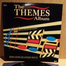 Discos de vinilo: THE THEMES ALBUM. VOL. 2 / LP / ASPA - 1988 / CALIDAD LUJO. ****/****. Lote 56389993