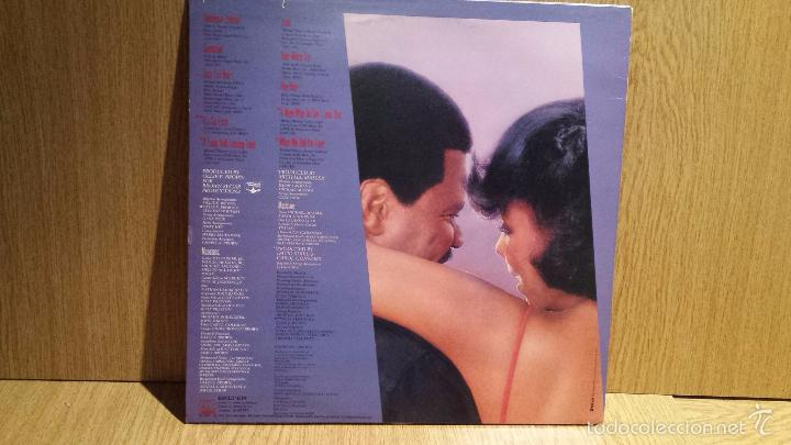 Discos de vinilo: BILLY PRESTON & SYREETA. LP / MOTOWN-BELTER - 1981 / CALIDAD LUJO. ****/**** - Foto 2 - 56390049