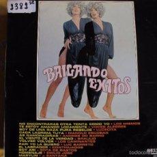 Discos de vinilo: LP - BAILANDO EXITOS -VARIOS (SPAIN, BELTER 1974) VER FOTO ADJUNTA. Lote 56393927