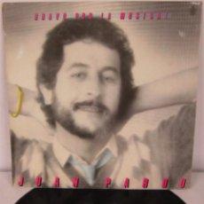 Discos de vinilo: JUAN PARDO - BRAVO POR LA MUSICA - LP - HISPAVOX 1982 SPAIN - VINILO N MINT. Lote 56395476