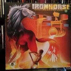 Discos de vinilo: IRONHORSE - S/T. Lote 56399433