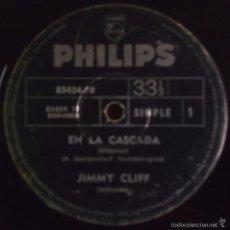 Discos de vinilo: DOS SENCILLOS ARGENTINOS DE JIMMY CLIFF. Lote 55063242