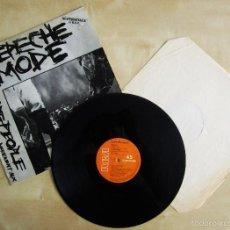 Discos de vinilo: DEPECHE MODE - PEOPLE ARE PEOPLE DIFFERENT MIX - SUPERSINGLE 45RPM VINILO ORIGINAL 1984 ESPAÑA. Lote 56402497