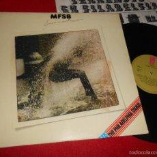 Discos de vinilo: MFSB SUMMERTIME TIEMPO DE VERANO LP 1976 EDICION ESPAÑOLA SPAIN. Lote 56402718