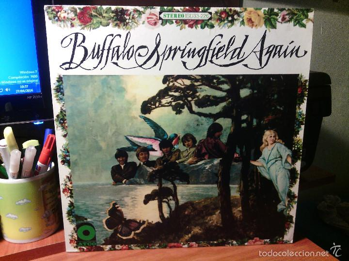 LP VINILO BUFFALO SPRINGFIELD - AGAIN / ORIG. USA PRESS 1967 / ATCO STEREO SD 33-226 / RARÍSIMO!!!!! (Música - Discos - LP Vinilo - Pop - Rock Extranjero de los 50 y 60)