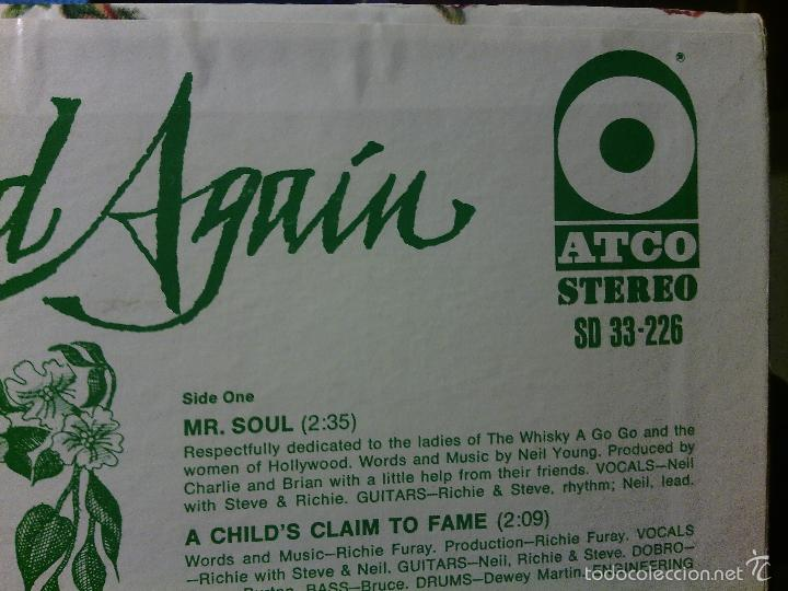 Discos de vinilo: LP vinilo BUFFALO SPRINGFIELD - AGAIN / Orig. Usa press 1967 / ATCO stereo SD 33-226 / RARÍSIMO!!!!! - Foto 4 - 56405506